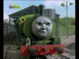 Томас и его друзья. 6 сезон 18 серия. Шоколадная корочка Перси